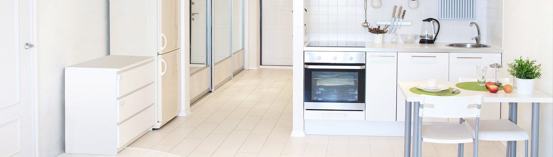 Städning Kök